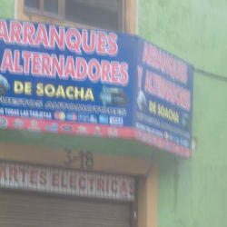 Arranques Y Alternadores De Soacha en Bogotá
