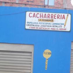 Cacharreria La Economia en Bogotá