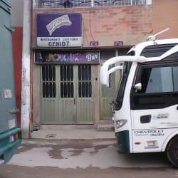 Bokara Bar en Bogotá