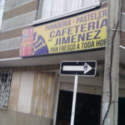 Cafeteria Jimenez en Bogotá