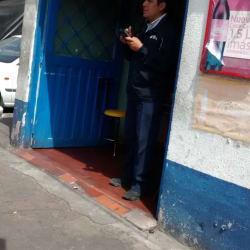 Cafetería Calle 131 en Bogotá