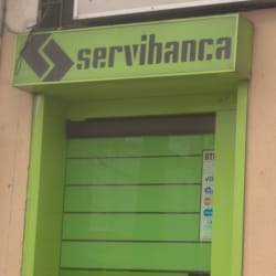 Cajero Servibanca Carrera 79 en Bogotá