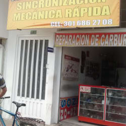 Carburadores el Peruano en Bogotá