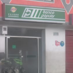 Cajero ATH Banco Popular en Bogotá
