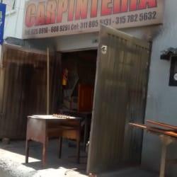 Carpintería Calle 134D en Bogotá
