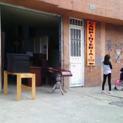Carpintería Carrera 47 en Bogotá