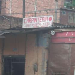 Carpintería Carrera 17A en Bogotá