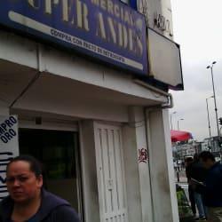 Casa Comercial Super Andes en Bogotá