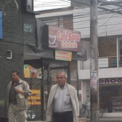 Cafe Bono  en Bogotá