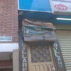 Billares Billares en Bogotá