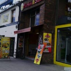 Carbon & Sabor en Bogotá