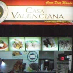 Casa Valenciana en Bogotá