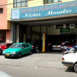 Centro de Atencion Automotriz Nestor Morales S en Bogotá