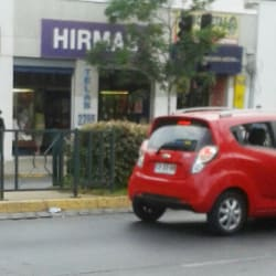 Hirmas en Santiago