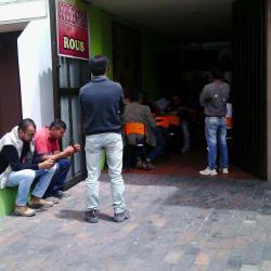 Corrientazo Rous en Bogotá