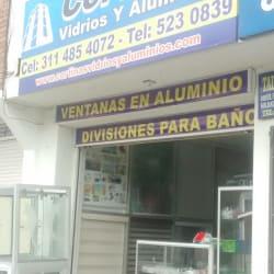 Cortinas Vidrios y Aluminios en Bogotá