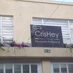 CrisHey en Bogotá