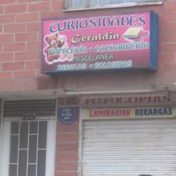 Curiosidades Geraldin  en Bogotá