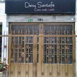 Deisy Santafe en Bogotá