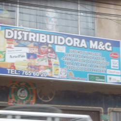 Distribuidora M&G en Bogotá