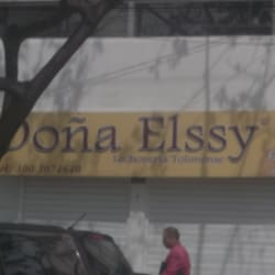 Doña Elssy en Bogotá