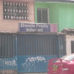 Donde Fredy Internet en Bogotá