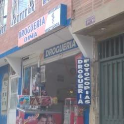 Drogueria Dima en Bogotá