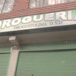 Droguería Droguitolima D.Y.D  en Bogotá