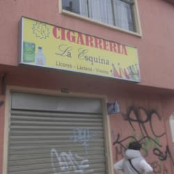 Cigarreria La Esquina Carrera 17 en Bogotá