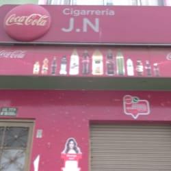 Cigarreria J.N en Bogotá