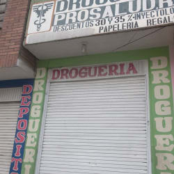 Drogueria Prosalud en Bogotá