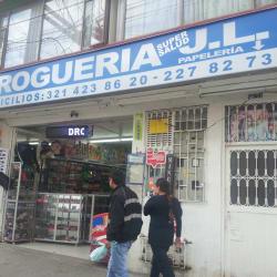 Droguería y papelería JL en Bogotá