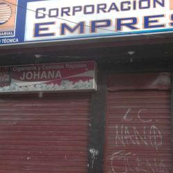 Cigarreria y Comidas Rapidas Johana en Bogotá