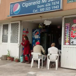 Cigarreria Mi Santi en Bogotá