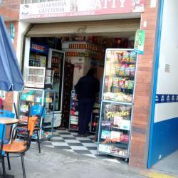 Cigarreria y Cafeteria Patty en Bogotá