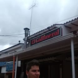 El Gallineral del Mazuren en Bogotá