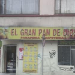 El Gran Pan de Dios en Bogotá