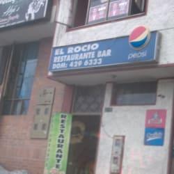 El Roció Restaurante Bar  en Bogotá