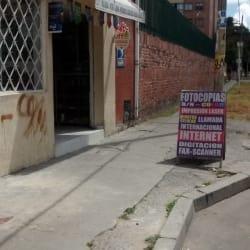 El Sitio Play & Net en Bogotá