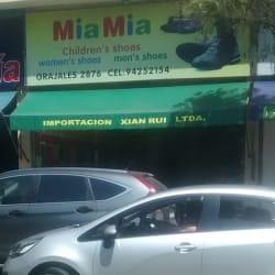 Calzados Mia Mia en Santiago