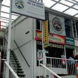Embajada de la Coca en Bogotá
