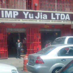 Importadora Yu Jia Ltda. en Santiago