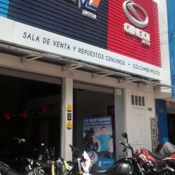 Colcamer Motos en Bogotá