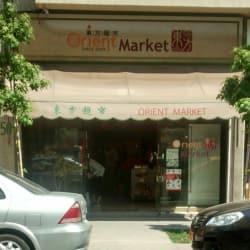 Orient Market en Santiago