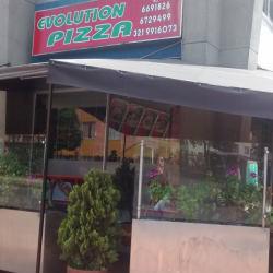 Evolution Pizza en Bogotá