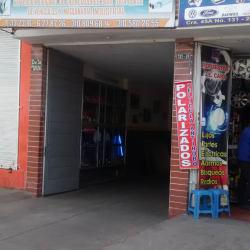 Exhostos del Norte en Bogotá