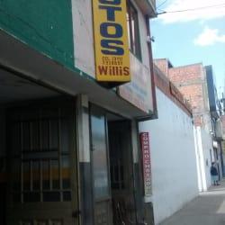 Exostos Wilis en Bogotá