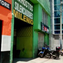 Exostos y Silenciadores Milenio en Bogotá