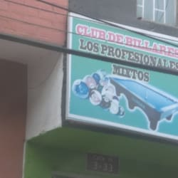Club De Billares Los Profesionales Mixtos en Bogotá