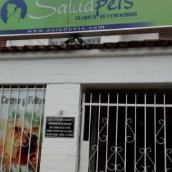 Clínica Veterinaria Saludpets en Bogotá